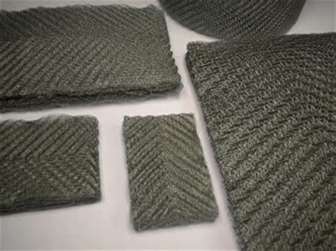 Produk Terbaru Mesh Filter 10 Net Filter Cartridge Termurah knitted wire mesh filter product manufacturer supplier