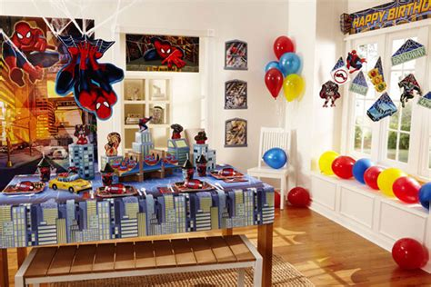 How To Train Your Dragon Wall Stickers spider man dream party party supplies kids party