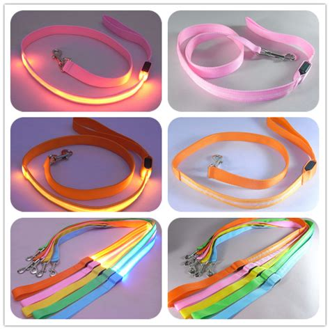 top pet gifts led leash top pet gifts