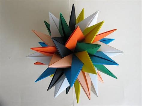 Origami Models To Make - math craft monday community submissions plus how to make