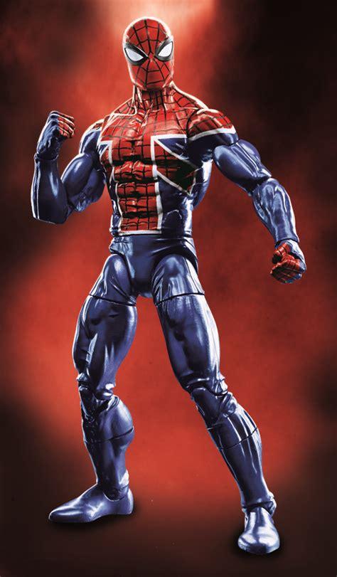 spider uk marvel legends infinite spider figure wave 3 at cmdstore