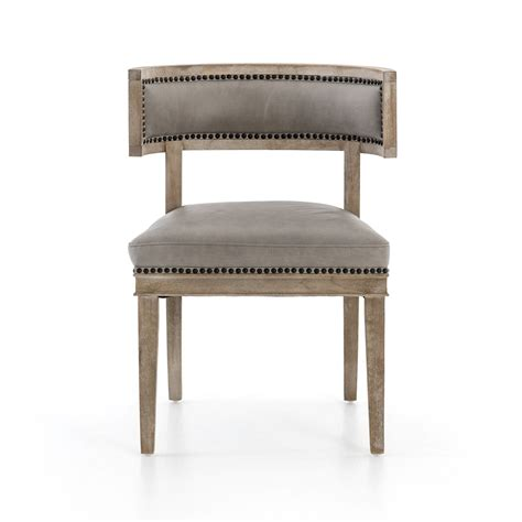 Leather And Wood Curved Dining Chair Mecox Gardens Curved Wood Dining Chair