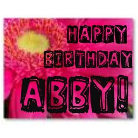s birthday abby s birthday card