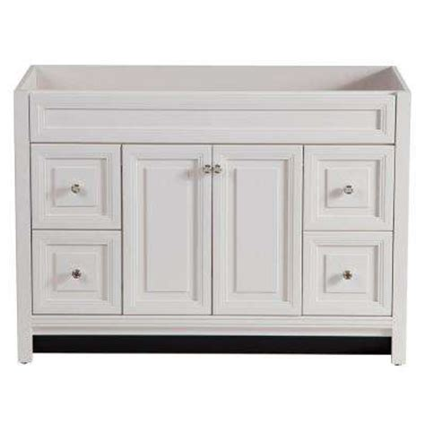 Vanities Without Tops Bathroom Vanities The Home Depot White Bathroom Vanity Without Top
