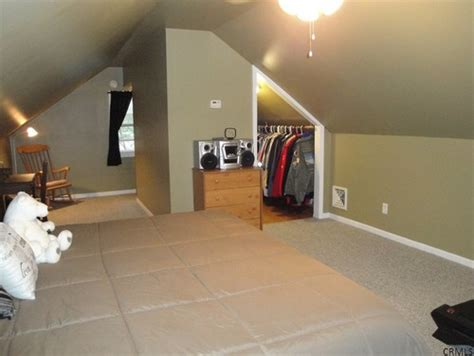 What Color To Paint Bedroom Walls master bedroom non dormered attic ideas