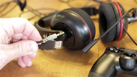 how works on ps4 make your headset work with your ps4 playstation 4