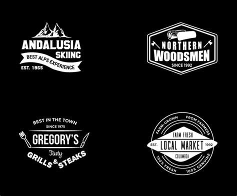free vintage logo design templates 8 free vintage logo templates download free stock logo