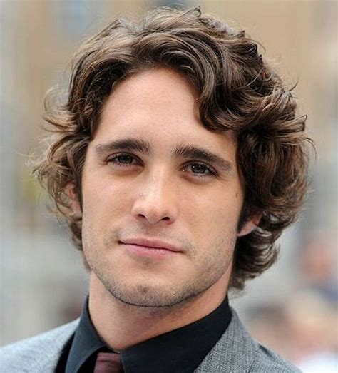 young mens hairstyles for thick hair long on top short on bottom 25 best wavy hair men ideas on pinterest men s
