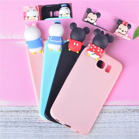 Mickey And Minnie Q0230 A3 2017 Print 3d Samsung cover custodia minnie mickey duck 3d per samsung galaxy a3 a5 a7 2016 2017