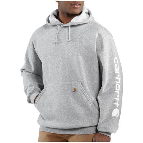 Sweater Sket Logo 1 s carhartt 174 midweight hooded logo sleeve pullover sweatshirt 170017 sweatshirts hoodies