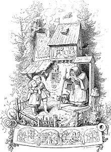 헨젤과 그레텔 - 위키백과, 우리 모두의 백과사전