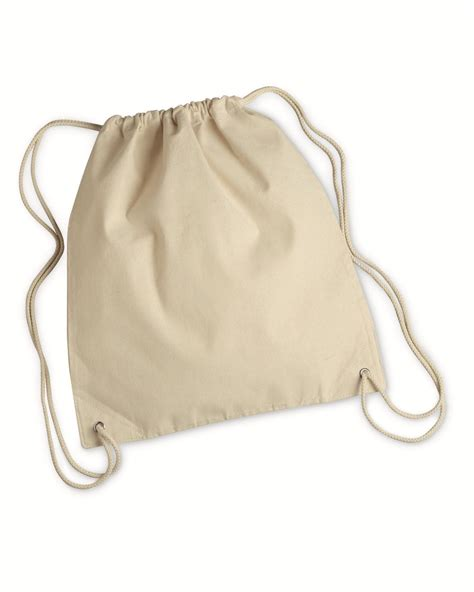 String Canvas - liberty bags liberty bags cotton canvas drawstring