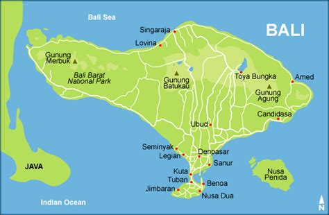 map of bali bali weather forecast and bali map info bali map and travel map