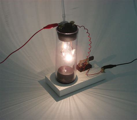 your own light electricity magnetism build your own light bulb kit