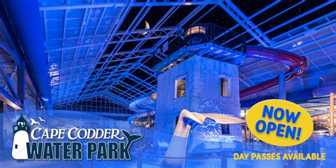 cape cod indoor water park the cape codder water park is now open cape codder resort