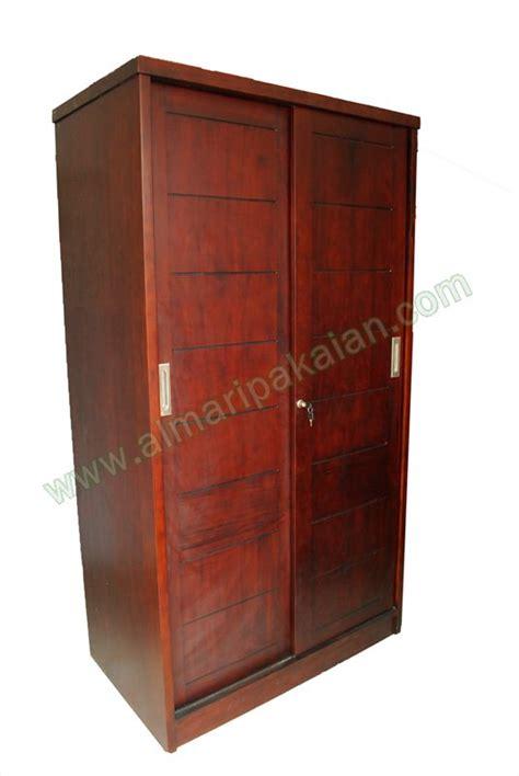 Lemari Pakaian Sliding lemari pakaian minimalis sliding 2 pintu model lemari