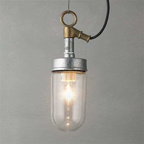 Davey Pendant Light Buy Davey Lighting Well Glass Pendant Lewis