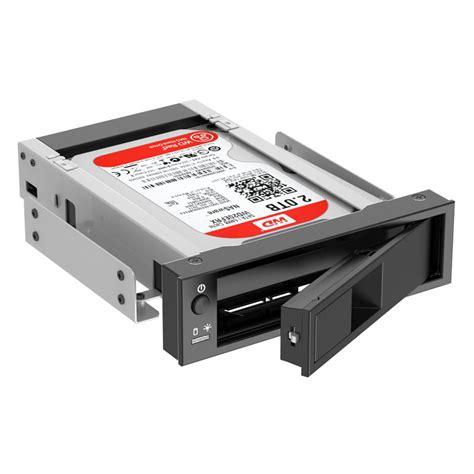 drive bay orico 3 5 inch 5 25 bay stainless internal hard drive