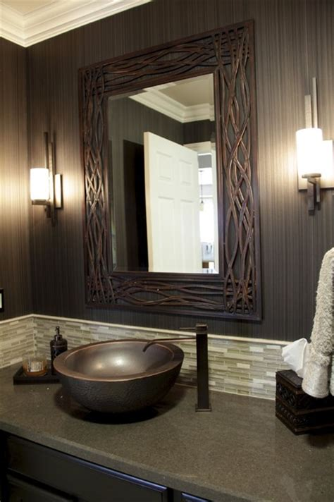 contemporary vanities for powder room