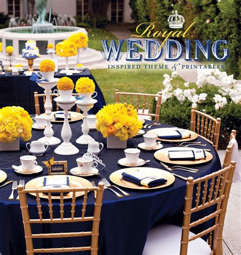 blue and yellow centerpieces 10 of the best colors matching royal blue everafterguide