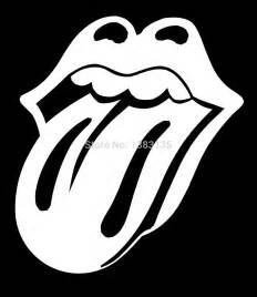 the rolling stones brand new car popular tongue sticker buy cheap tongue sticker lots from
