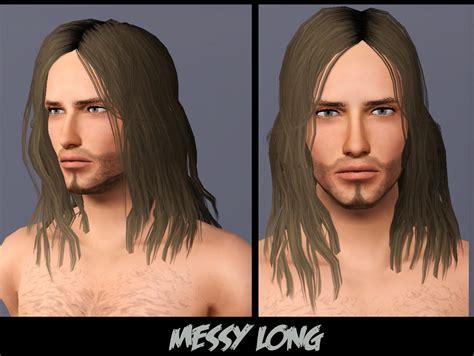the sims 3 male long hair fryzury sims3 savanka17 chomikuj pl