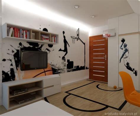 decoracion habitacion juvenil baloncesto para amantes del basquet habitaciones en 2019 pinterest