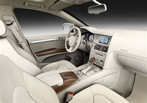 Cheap Cars With Interior by 2011 Audi Q7