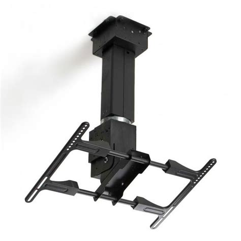 motorized retractable tv ceiling mount biometrics cabinet motorized tv ceiling mounts rm009 buy