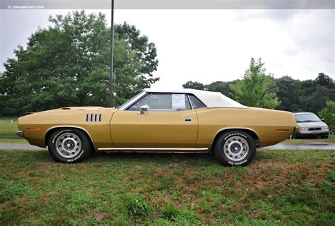 plymouth car images auction results and sales data for 1971 plymouth barracuda