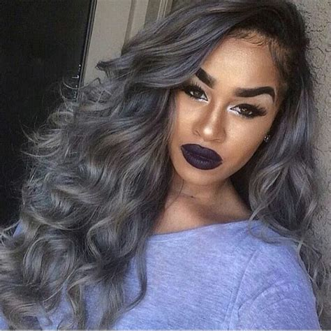 black grey hair 71 best images about gray hair black women on pinterest