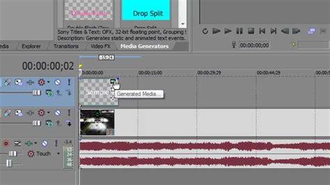 vegas pro subtitles tutorial editing fast subtitle workflow in sony vegas video