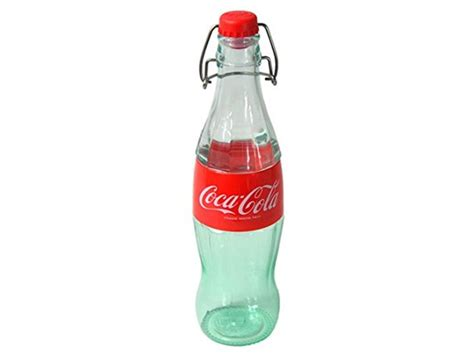 coca cola swing 16 oz swing top coca cola bottle