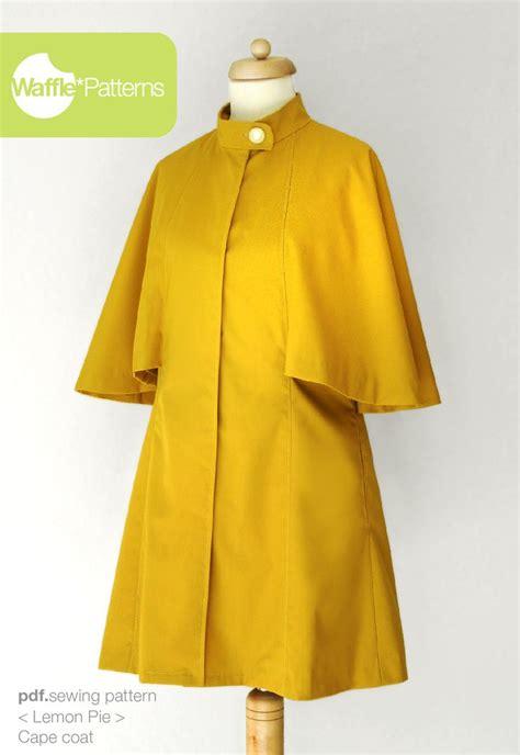 sewing pattern cape 25 best ideas about cape pattern on pinterest diy cape