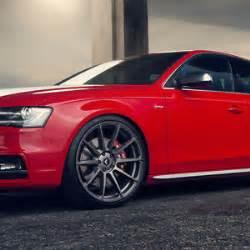 Audi S4 20 Inch Wheels 20 Quot Vorsteiner V Ff 102 Forged Concave Graphite Wheels