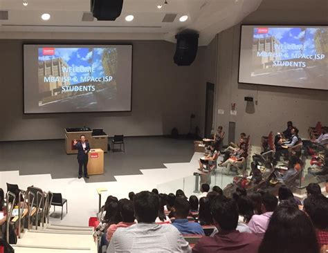 Brock Mba Isp Reviews by An Early Welcome To Goodman The Brock News