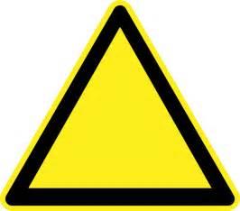 onlinelabels clip art signs hazard warning