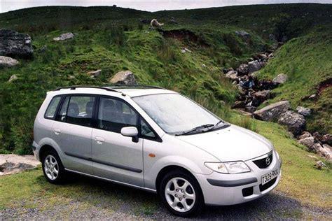 mazda premacy reviews mazda premacy 1999 2005 used car review car review