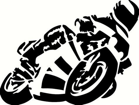 Motorrad Vinyl Aufkleber by Motorradrennfahrer Vinyl Ausschnitte Aufkleber Sticker