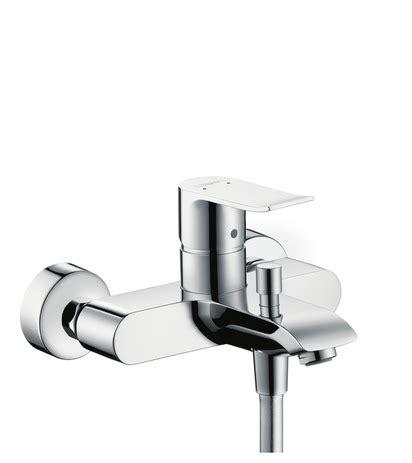 hansgrohe bath shower mixer metris bath mixers single lever designed to run 2