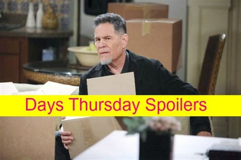 spoilers days of our lives news days of our lives dool spoilers sonny leaves town