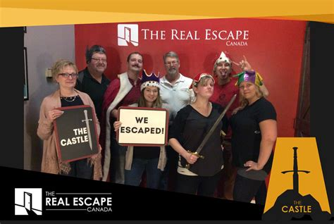 the real escape room new escape room customer profile the real escape canada social flash media