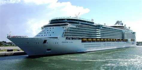 biggest cruise ships in the world list 10 largest cruise ships you might want to consider for