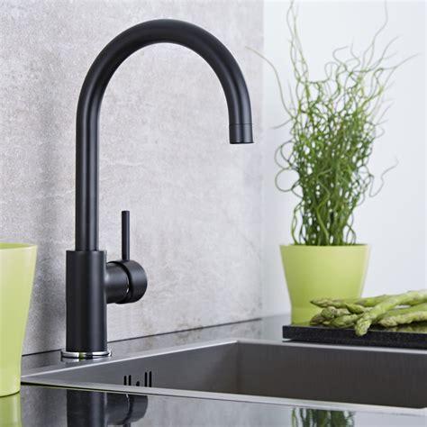 rubinetto lavello rubinetto miscelatore lavello cucina colore nero