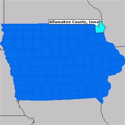 County Iowa Birth Records Allamakee County Iowa County Information Epodunk