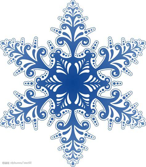 printable blue snowflakes 精美雪花矢量素材02矢量图 图片素材 其他 矢量图库 昵图网nipic com