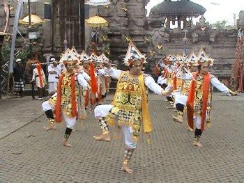 Pakean Tari Baris Tari Bali tari baris 171 wisata pulau dewata