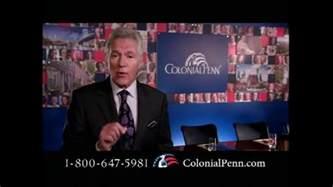 colonial penn insurance phone number colonial penn tv spot uncertainty featuring alex trebek
