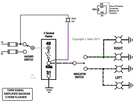 2 pole relay wiring diagram fitfathers me