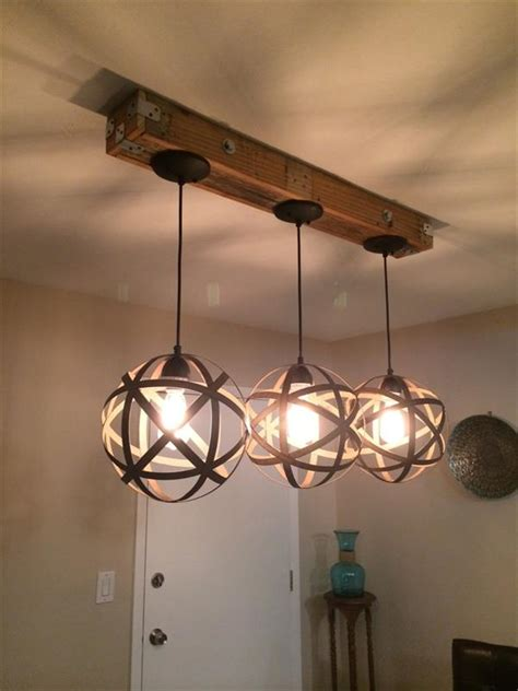 diy light fixture ideas diy pallet and jar light fixture 101 pallets